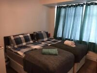 Fully Furnished studio flat with en-suite (All bills included ex electricity bill)