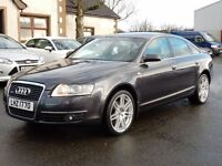 2004 audi A6 3.0 tdi quattro se auto motd nov 2017 excellent example all cards welcome