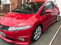 Honda Civic Type R GT. **Recent MOT, Service & Clutch**