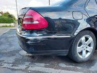 Mercedes-Benz, E CLASS, Saloon, 2005, Semi-Auto, 2987 (cc), 4 doors