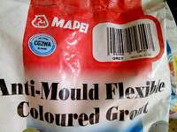 Mapei coloured grout