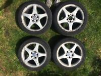 Vito 638 alloy wheels 17""