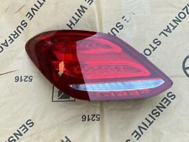 Mercedes-Benz W205 C-Class LED Rear Light Lamp PASS SIDE N/S 2014- A2059061357