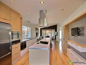 369 950$ - Maison à paliers multiples à vendre à Chomedey