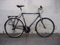 Mens Hybrid/ Commuter Bike by Trek, Silver, XL Suit Tall Riders!!! JUST SERVICED/ CHEAP PRICE!!!!!!!