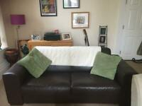 SOLD. sofa bed