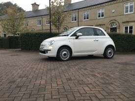 Fiat 500 Lounge 1.4 *Panoramic Roof*