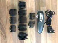 Babyliss men's hair clippers
