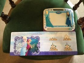 Frozen how to draw book and magnetic slate