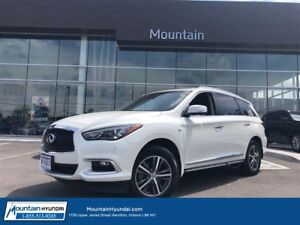 2016 Infiniti QX60 3.5L AWD | BLUETOOTH | LEATHER | NAVIGATION
