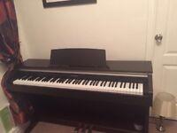Casio piano beautiful condition