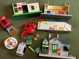 Postman Pat toy selection