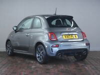 ABARTH 595 1.4 T-Jet 145 3dr (grey) 2017
