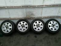 Vw alloy wheels 14 inch can fit other cars