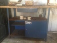 Clarke Steel Work Bench