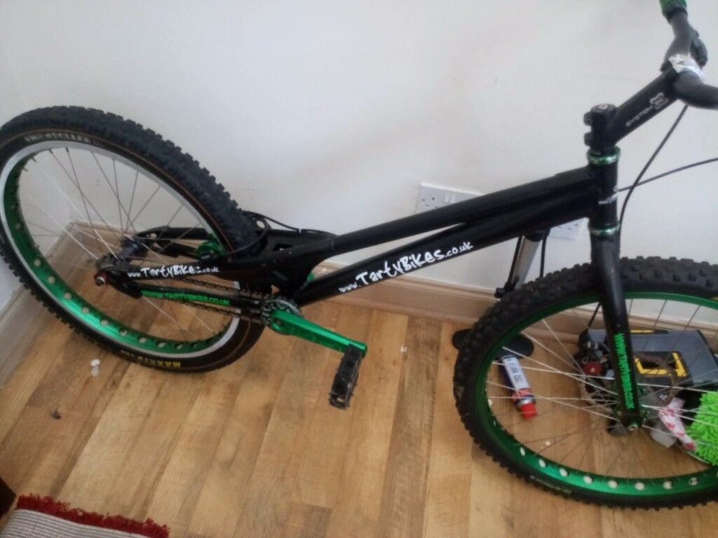 Tarty bikes trials bike. Good condition