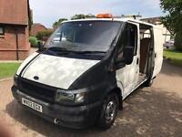 NO MOT LEZ Compliant Van 2.0 Diesel SWB Excellent Drive Clean Van Ready for Work