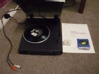 sony ps-j10 turntable record player
