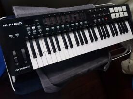 M-Audio Oxygen 49 4G USB MIDI Keyboard
