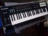M-Audio Oxygen 49 4G USB MIDI Keyboard