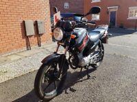 Yamaha YBR 125, 4500 miles, 12 months MOT, good condition