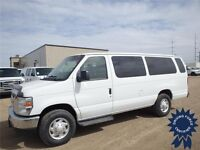 2012 Ford E-350 XLT 15 Passenger Van w/Outstanding Value for You