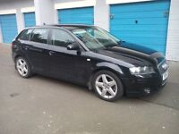 audi a3 2.0t turbo fsi 5door 2007 57 plate