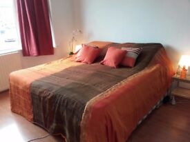 Nicely furnished double room - couple or 2 friends