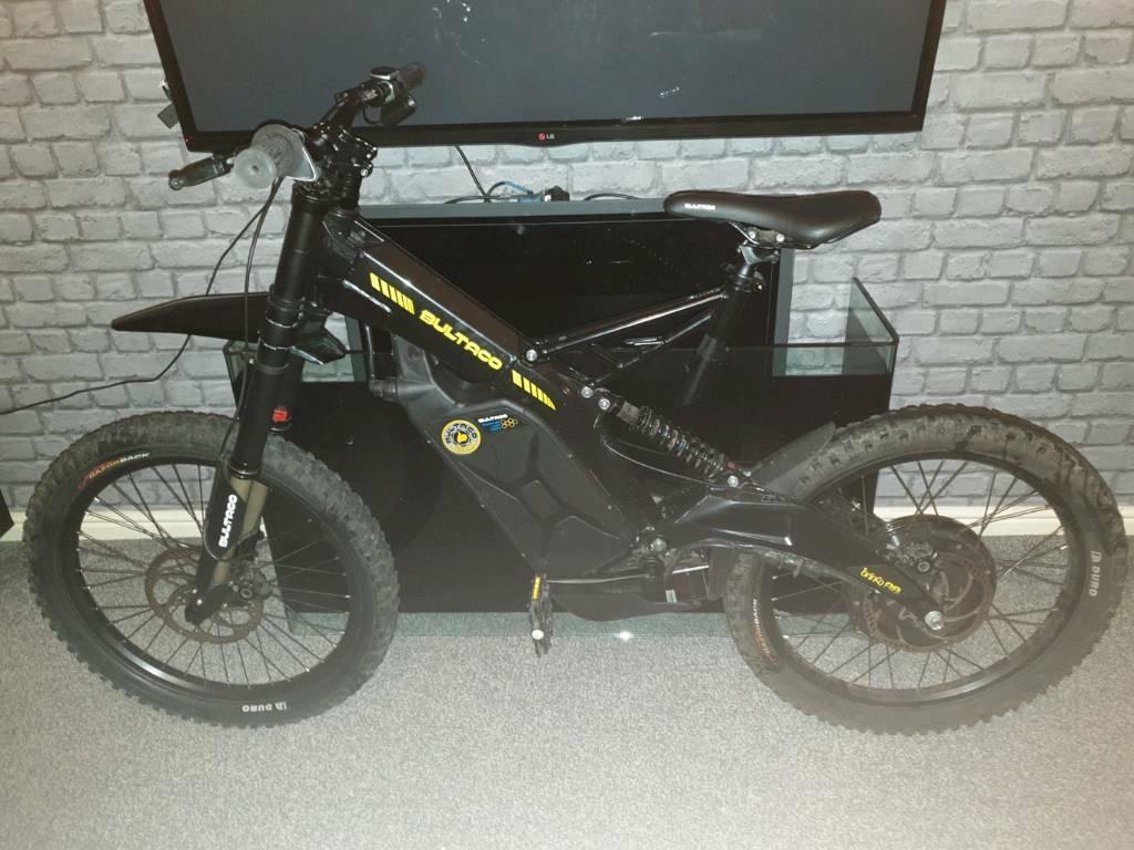1adb12b1554 Bultaco Brinco Electric Bike/Ebike/E bike Throttle Assisted 2000w/2kw not  specialized, cube, trek