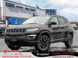 2019 Jeep Compass Sport 4x4 - 7.0 Media Screen, Htd Seats, Htd W