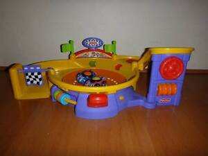 Fisher Price - Lil Zoomers Spinning Sounds Speedway Currambine Joondalup Area Preview