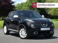 Nissan Juke 1.6 Ministry of Sound 5dr (black) 2013
