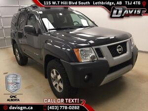Used 2010 Nissan Xterra 4WD Auto Off-Road-CERTIFIED PRE OWNED
