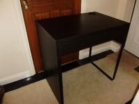 Desk, IKEA desk, very good condition, includes a drawer