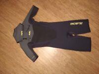 Wetsuit shortie 2mm Billabong Foil age 12