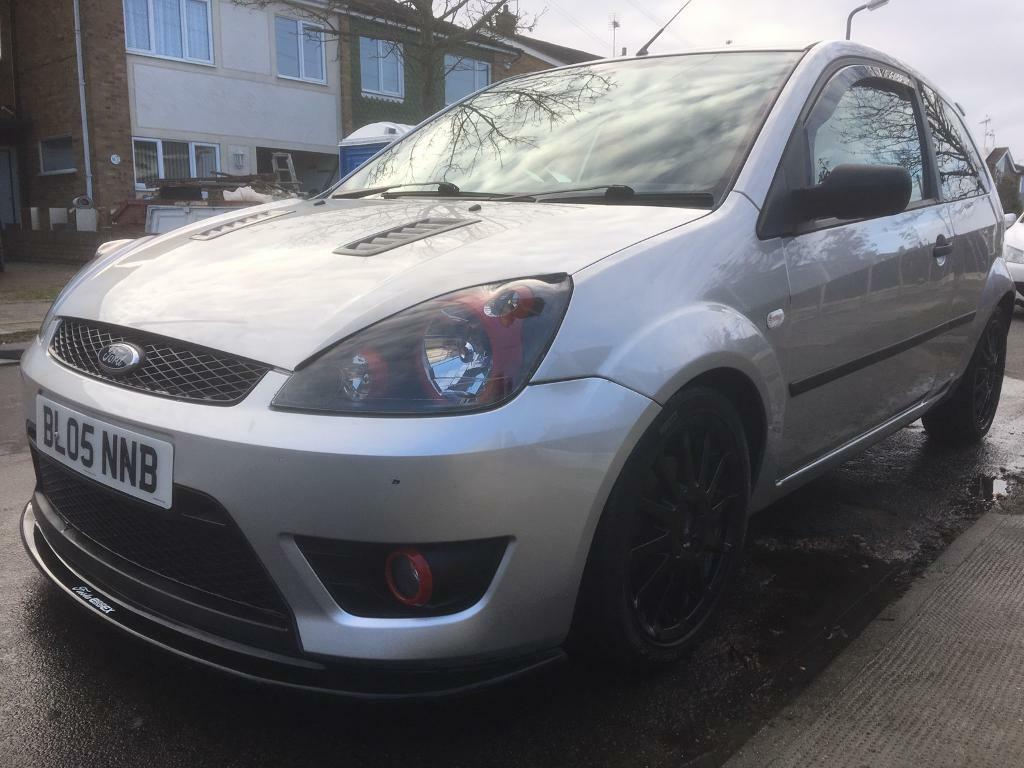 ford fiesta zetec s 1 6 petrol mk6 in benfleet essex gumtree. Black Bedroom Furniture Sets. Home Design Ideas