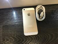 iPhone 5s - unlocked (immaculate)