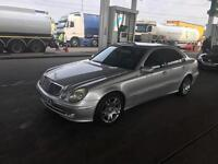 Mercedes e 270 automatic 2005 e class