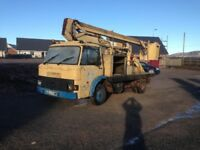 FORD D SERIES LORRY 1981