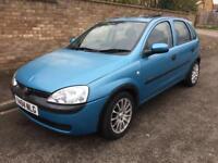 Vauxhall corsa 1.2 i 16v comfort 5dr+cheap+MOT