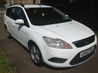 FORD FOCUS 1.8 TDCi Style 5dr (silver) 2010