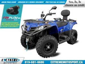 2017 CFMOTO CForce 400LX HO EPS 2 PLACES  32,59$/SEMAINEEPS 2 PL