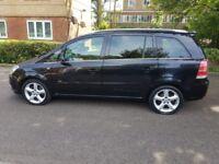 2007 Vauxhall Zafira 1.9 CDTi 16v SRi 5dr Automatic @0744577511