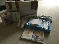 Wii Plus Wii Fit/Wii Party and Accessories