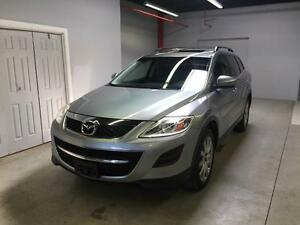 Mazda CX-9 GT 2010 AWD-7 PASS-CUIR-TOIT-MAGS-A1