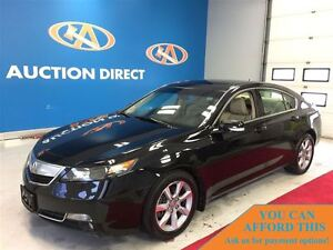 2013 Acura TL Base w/Technology Package, BLUETOOTH, BACK UP CAM,