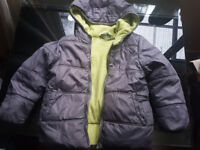 FOR SALE: NKY child padded Coat . (8 Years old)