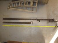 Large 5ft Window/Door Sash Frame Clamp extendable to over 7ft