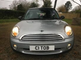 Mini Cooper One - new timing chain + belt, 2 new tyres, 12 months MOT