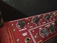 MANLEY Langevin DVC - 2 channel preamp, Di, limiter and EQ